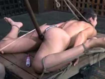 Beverly tortured by Mistress Dee
